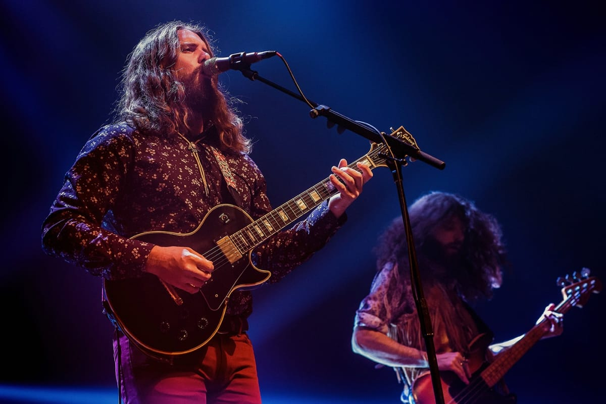 The Sheepdogs live at Metropolis in Montreal