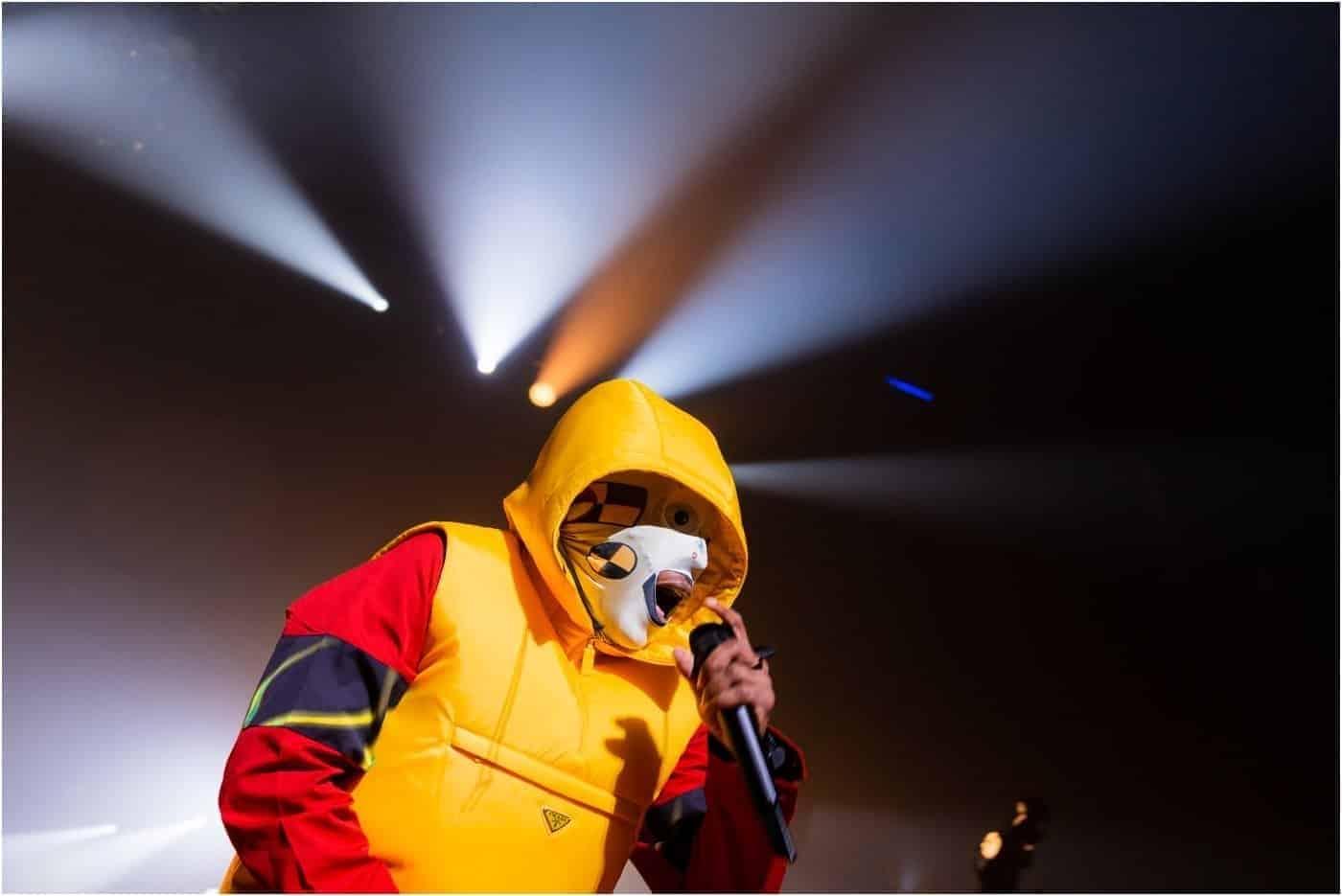 A$AP ROCKY live review