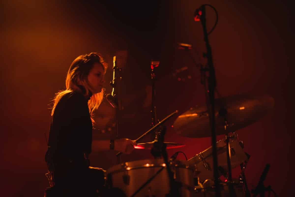 Andy Shauf drummer
