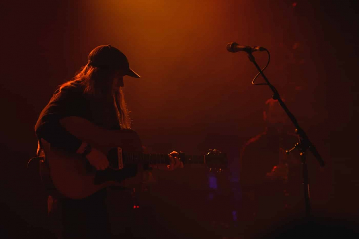 Andy Shauf live in Montreal
