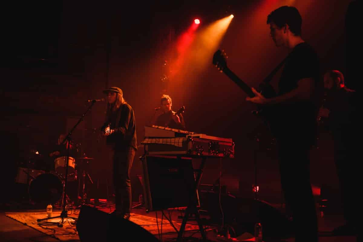 Andy Shauf live at Rialto Theatre in Montreal