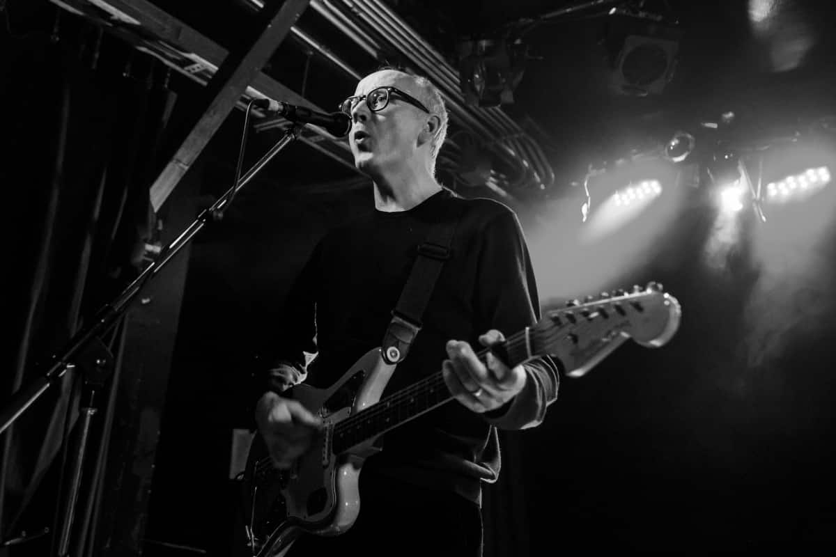 Teenage Fanclub live at Petit Campus in Montreal