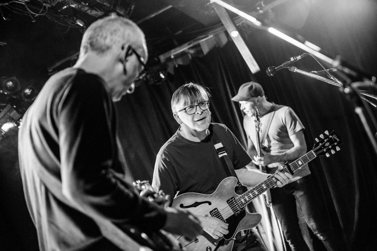 Teenage Fanclub live at Petit Campus in Montreal in 2019