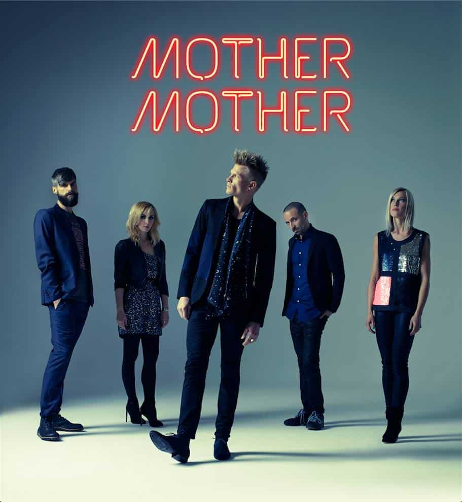 Mother Mother band interview 2019