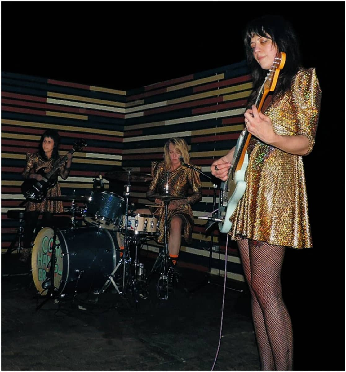 The Coathangers in Montreal
