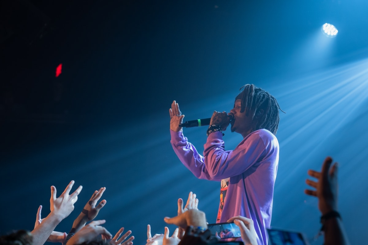 J.I.D at L'Astral in Montreal