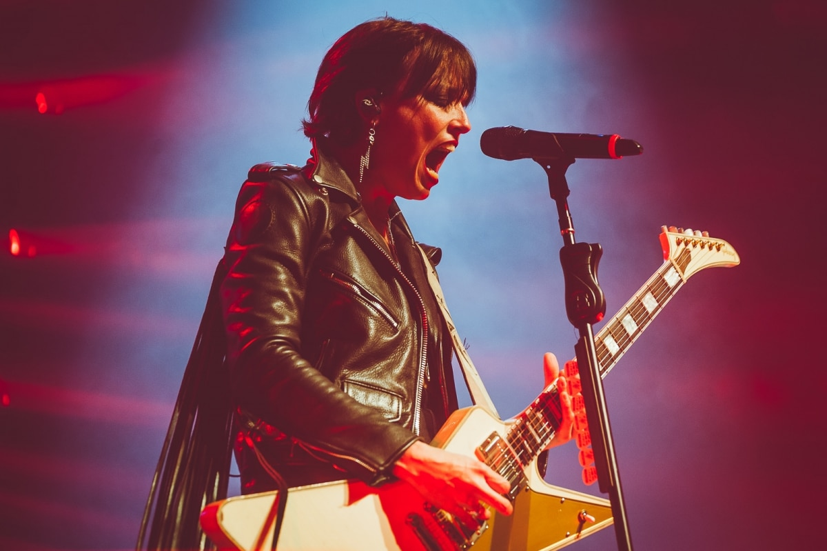 Halestorm + Palaye Royale + Beasto Blanco @ MTelus - 15th May 2019