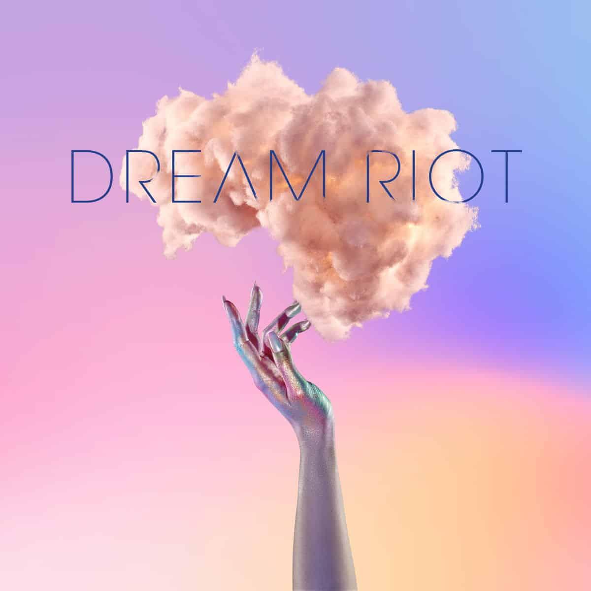 Dream Riot Album Cover