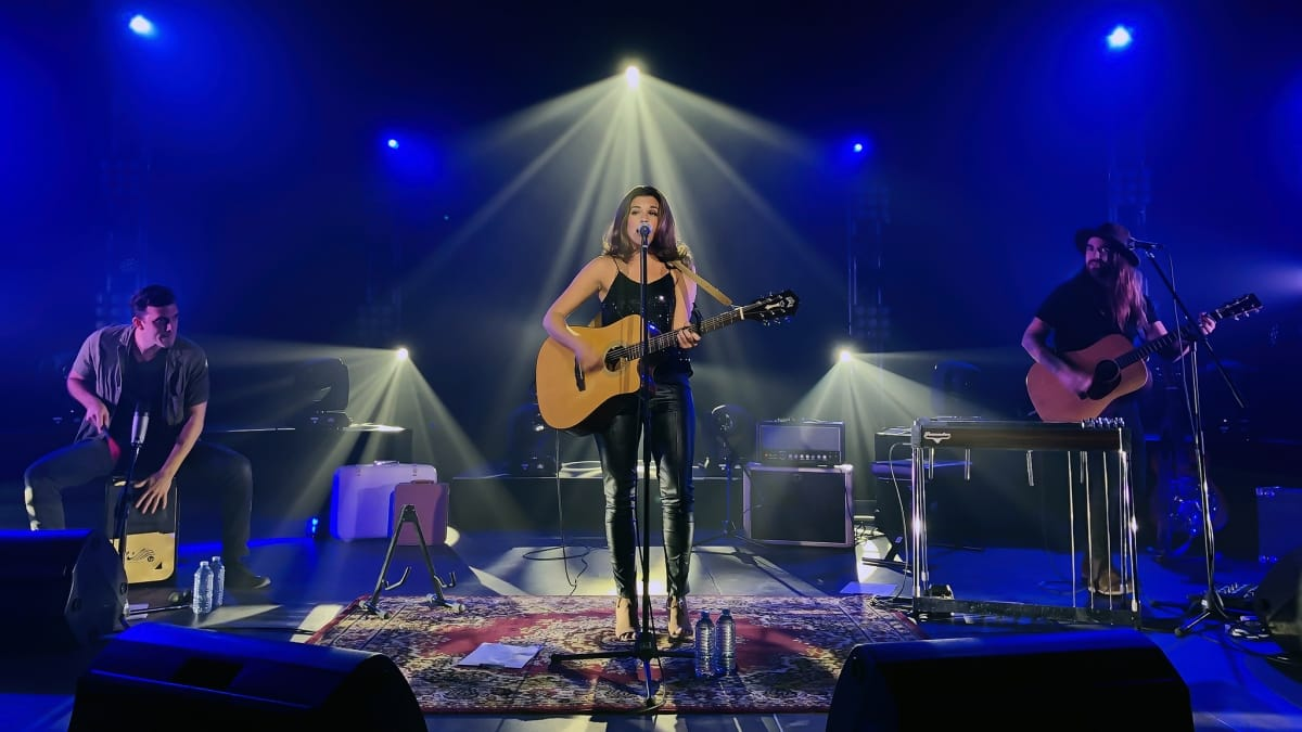 Brittany Kennell @ WhiteBox Play Studio, Chambly 2020